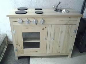Cuisine Enfant En Bois : cuisine enfant par stephane68 sur l 39 air du bois ~ Teatrodelosmanantiales.com Idées de Décoration