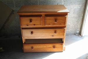 une commode wwwimgkidcom the image kid has it With peindre une armoire en pin