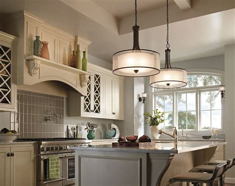 how to install kitchen island kichler kitchen lighting gives this cottage 7263
