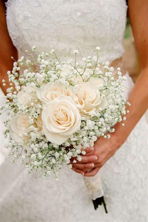 gypsophila bouquet ideas  pinterest
