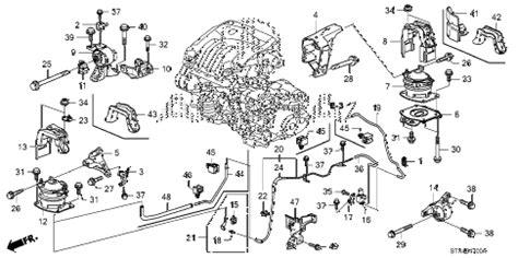 Acura Online Store Mdx Engine Mounts Parts