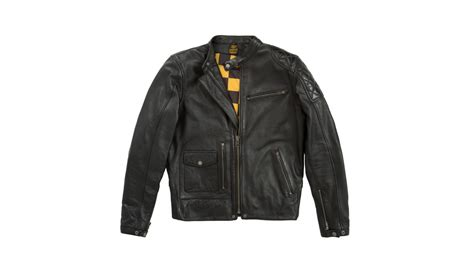 Dirt Track Motorcycle Jacket By Helstons + Fuel
