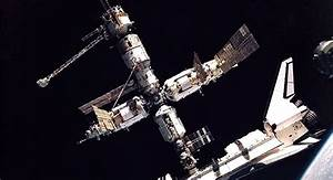 Russia U0026 39 S Space Station Mir Plunged Into Ocean Before Time