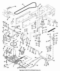 Poulan Pp1338 Tractor Parts Diagram For Drive