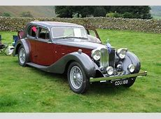1930s MG saloon car © Philip Halling Geograph Britain