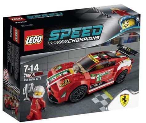 lego speed champions set boxes   revealed