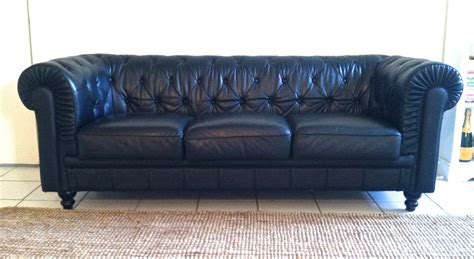blue chesterfield leather sofa blue chesterfield sofa chesterfield 4 seater settee