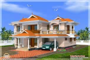 house models plans kerala model home in 2700 sq house design plans