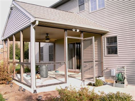 Porch Enclosures by Patio Enclosures Lancaster Pa Screened In Porch Lancaster Pa