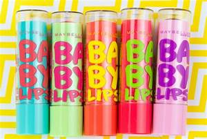 maybelline baby lips | Dreaming of Leaving