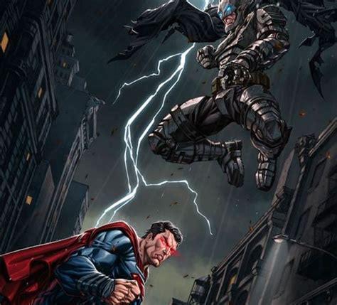 30 Awsome Batman Vs Superman Illustrations  Creative Nerds
