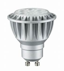 Raumausleuchtung Mit Led : led premium reflektor 7w gu10 230v 2700k paulmann licht ~ Markanthonyermac.com Haus und Dekorationen