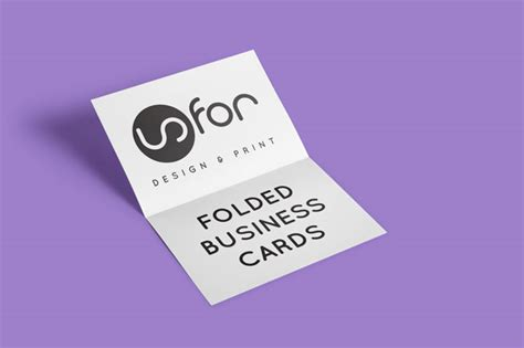 Folded Business Cards Online Business Letters Proposal Writing Letterhead With Enclosures Letter Opening Sentences Sample In Word Format Vistaprint Card Design Edicate