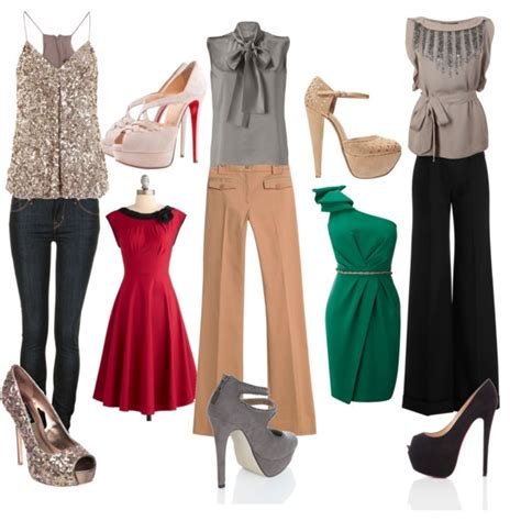 Cute Christmas Party Outfits Photos 2015-2016   Fashion Trends 2016-2017