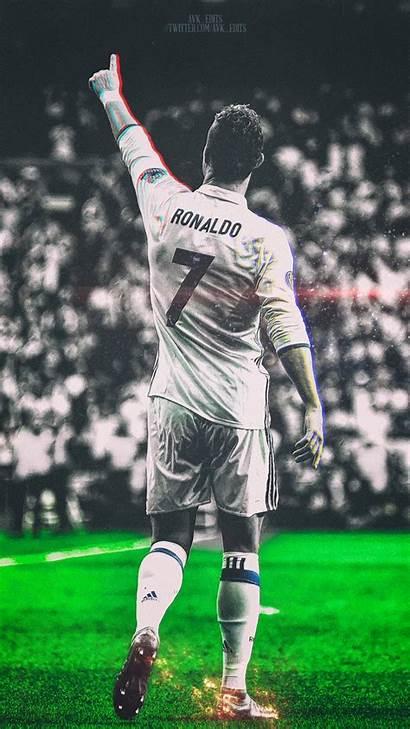 Ronaldo Cristiano Wallpapers 4k Portugal Celebration Madrid