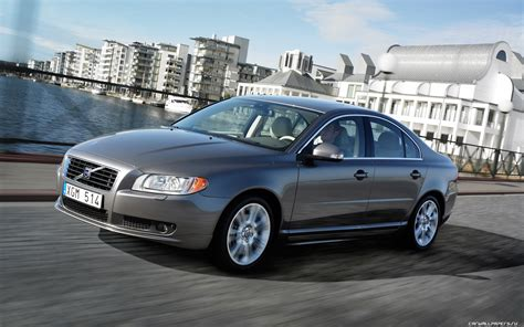 2007 Volvo S80 Photos, Informations, Articles