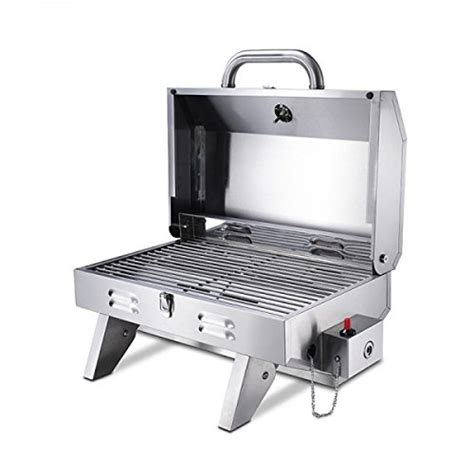 portable kitchen grill thor kitchen portable stainless steel bbq grill gas