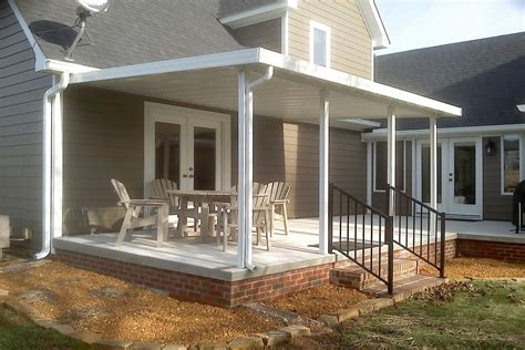 aluminum patio cover materials as