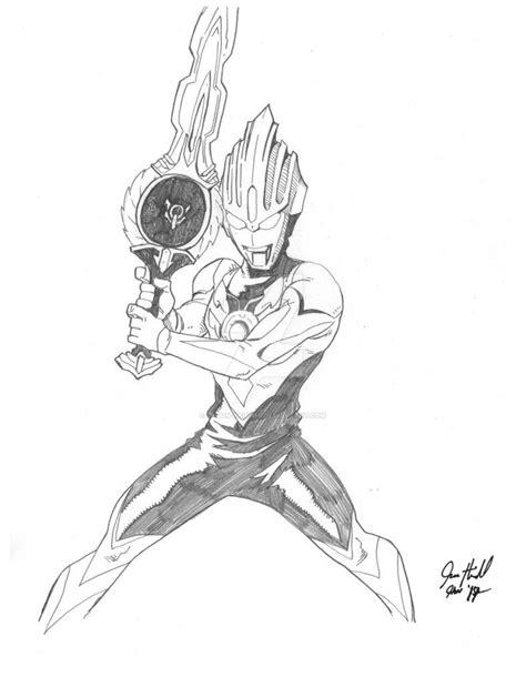 Coloring Ultraman Geed by Image Result For Mewarnai Ultraman Orb Jj Gambar