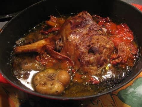 gigot d agneau 224 la cuill 232 re dans la cuisine de val 233 rie
