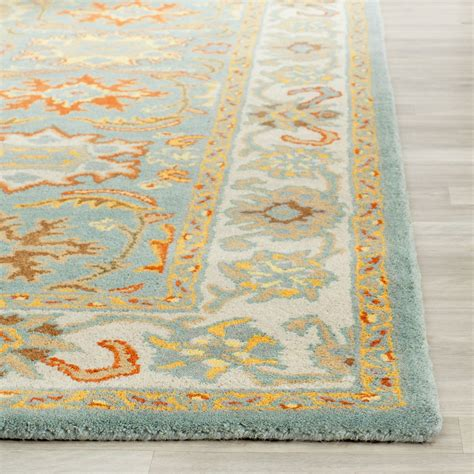 Safavieh Heritage by Rug Hg734a Heritage Area Rugs By Safavieh