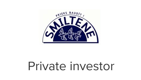 Smiltenes Piens has been acquired by a Private investor ...