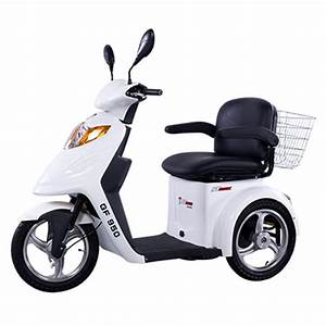 Electric Scooter 3 Wheels For Elderly | 800W,24V battery ...