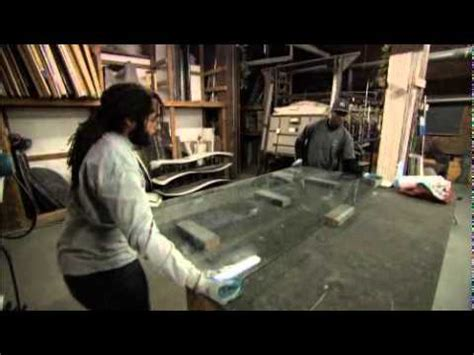 how to make glass l how do they do it how do they make curved glass video
