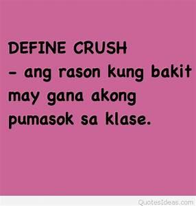Crush Tumblr Quotes Tagalog | www.pixshark.com - Images ...