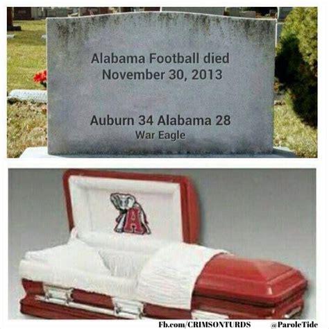 I Hate Alabama Football Auburn