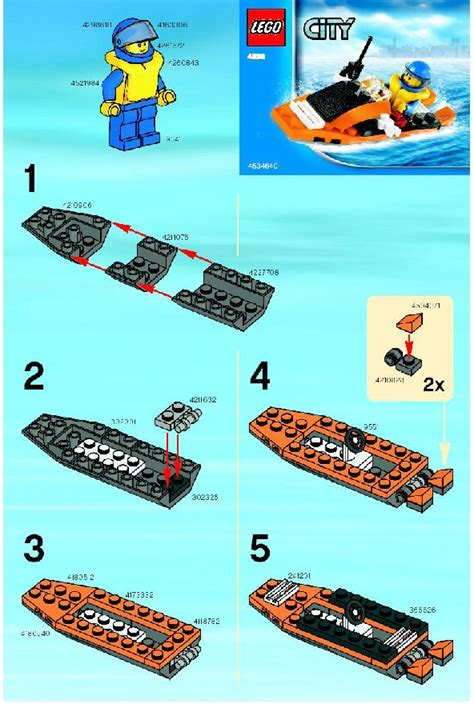 How To Build A Lego Boat by How To Build A Lego Motor Boat Impremedia Net