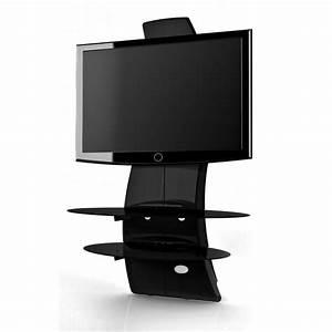 Meuble Avec Support Tv : meuble tv avec support mural achat vente meuble tv ~ Dailycaller-alerts.com Idées de Décoration