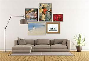 Wandbilder Richtig Aufhängen : bilder richtig aufh ngen ars mundi die welt der kunst ~ Indierocktalk.com Haus und Dekorationen