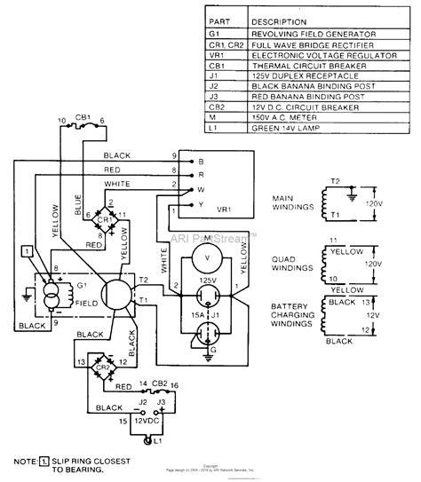 Homelite Wiring Diagram by Homelite 172r24 Generator Ut 03627 Parts Diagram For