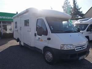 Calculer L Argus D Un Camping Car : chausson welcome 70 occasion de 2006 citroen camping car en vente la commodite loiret 45 ~ Gottalentnigeria.com Avis de Voitures