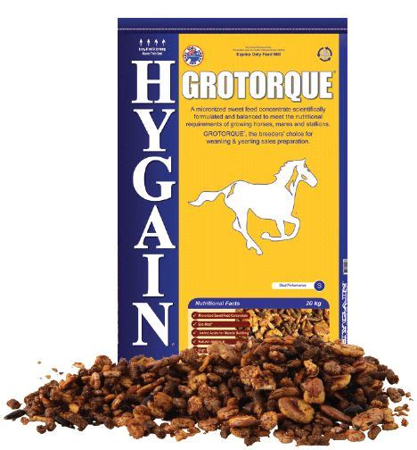 feed sweet horses weanling feeds awesome balanced hygain