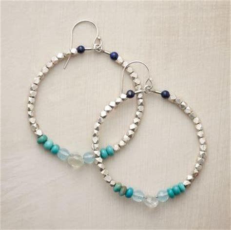 images  earring loops  pinterest beaded