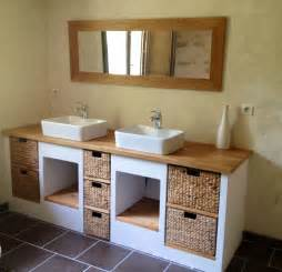 meuble salle de bain siporex meubles pinterest