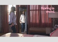 Gap Launches #SpringIsWeird 'MicroSeries' On Instagram