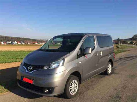 Nissan Nv200 Evalia Tolle Angebote In Nissan