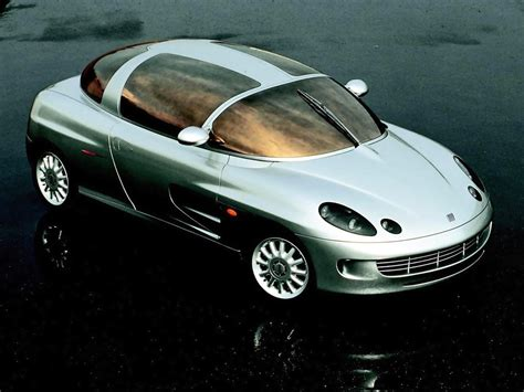 Fiat Concept Cars by Fiat Firepoint 1994 Concept Cars