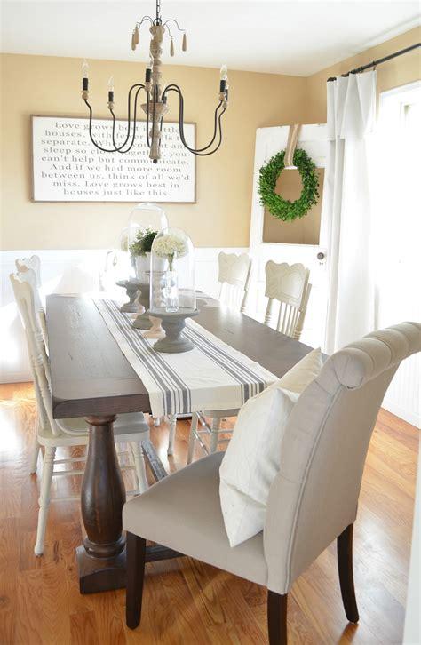 farmhouse style on a budget amazing farmhouse furniture modern farmhouse dining room makeover vintage nest
