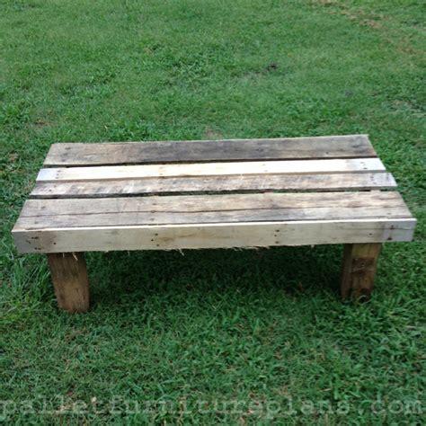 24 beautiful outdoor pallet benches pixelmari