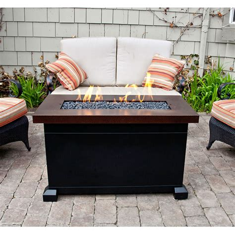 Propane Pits For Sale by Monterey Propane Pit Patio Table C Chef Fp40