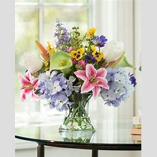 Buy Lifelike Calla Lily, Tulip & Lily Silk Flower