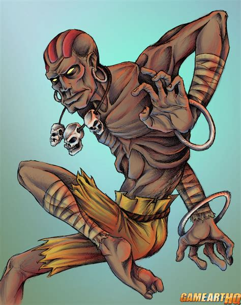 Fan Art Cosplays Official Art And Infos About Dhalsim