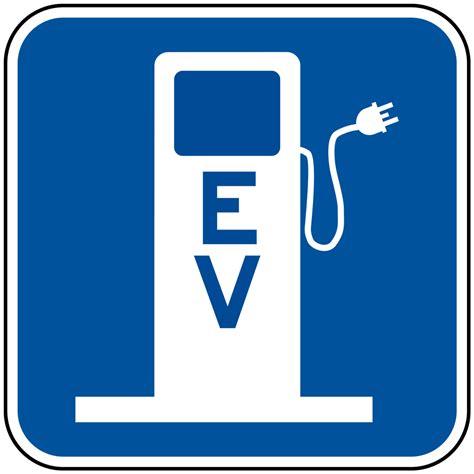 electric vehicles symbol ev electric vehicle charging station symbol sign pke 16003