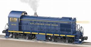 Baltimore  U0026 Ohio Tmcc Alco S