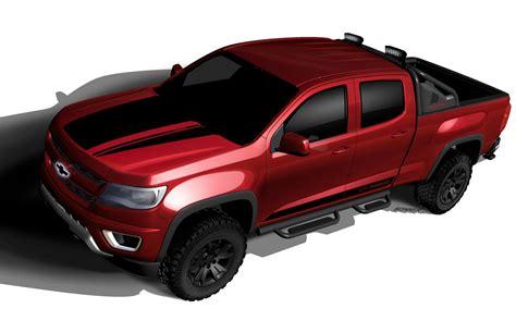 Chevrolet Colorado Accessories Performance Parts  Autos Post