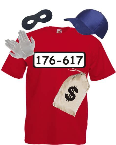t shirt für paare karneval kost 252 m f 252 r panzerknacker fans herren kinder tshirt kost 252 m paare gruppen ebay